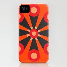 Flower Extract Slim Case iPhone (4, 4s)