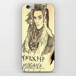Morgana iPhone Skin