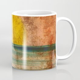 Ocean Sunset Vintage 2.0 Coffee Mug