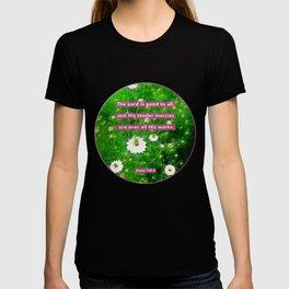 Tender Mercies T-shirt