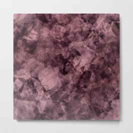 crystal wine Metal Print
