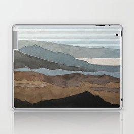 Salton Sea Landscape Laptop & iPad Skin