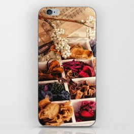 Gatherings iPhone Skin