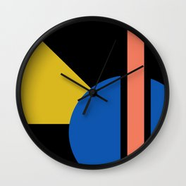 Bionic Wall Clock