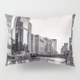 Silver River Pillow Sham