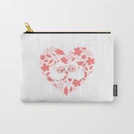 Sheep Lover Couple Carry-All Pouch