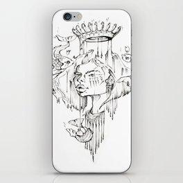H O O K + E D iPhone Skin