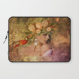 Ode to Carnevale Laptop Sleeve