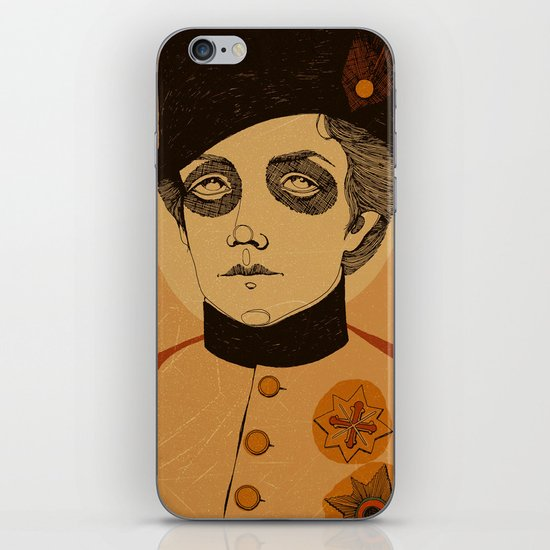 An Officer and a Lady iPhone & iPod Skin