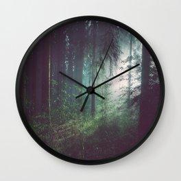 Mirkwood Wall Clock