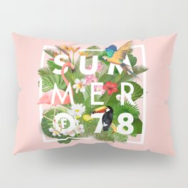 SUMMER of 78 Pillow Sham