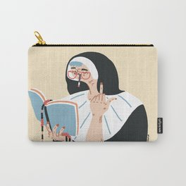 Sweet nun Carry-All Pouch
