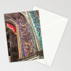 stage left Stationery Cards