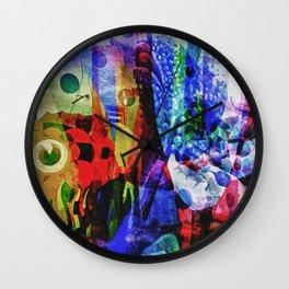 SuperDemon Wall Clock
