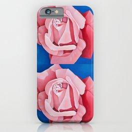 Perfume Delight - Pink Tea Rose Art iPhone Case