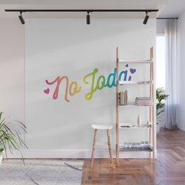 No Joda Wall Mural