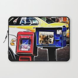 Read all About It Laptop Sleeve