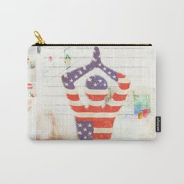 Americana Yoga Carry-All Pouch