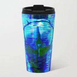 No Way No How < The NO Series (Blue) Metal Travel Mug