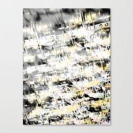 Flight Abstract Vertical Canvas Print