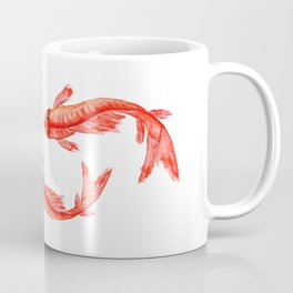 Curiosity. Fish and Tabpole Coffee Mug