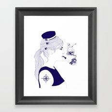 Nautical Framed Art Print