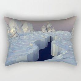 Boreally? Rectangular Pillow