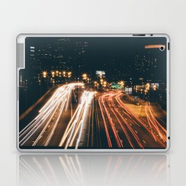 PHILADELPHIA LONG EXPOSURE Laptop & iPad Skin