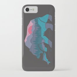 Bear Country iPhone Case