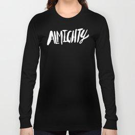 Almighty x Mustard Long Sleeve T-shirt