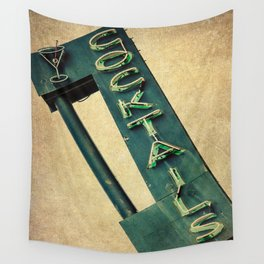 Cheers To Edith! Wall Tapestry
