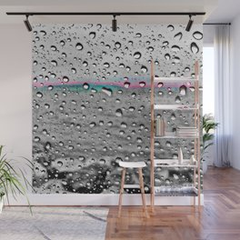 Splashes Wall Mural