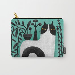 CAT SHELF BACK Carry-All Pouch
