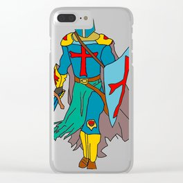 Crusader Clear iPhone Case