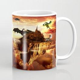 Flying Fantasy Land Coffee Mug
