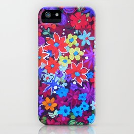 Colour Lush iPhone Case