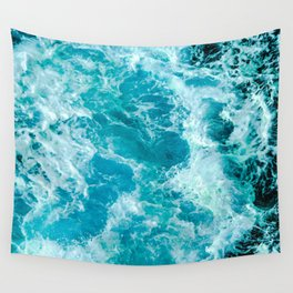 Sea Me Waving Wall Tapestry