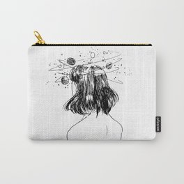 Unexplainable thoughts Carry-All Pouch