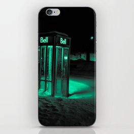 Cold Call iPhone Skin