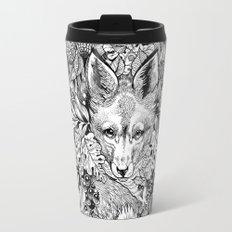 hidden fox Travel Mug