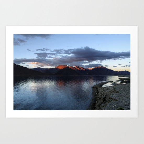 ...at the end of the day! Art Print
