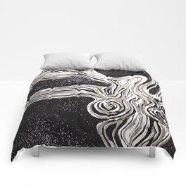 Midnight Dancer Comforters
