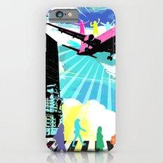 City Cloud iPhone 6s Slim Case
