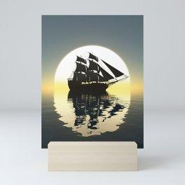 Seven Seas Mini Art Print