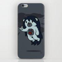 marceline iPhone & iPod Skins featuring Marceline Abeardeer by pepemaracas