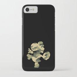 Camo Yoshi iPhone Case