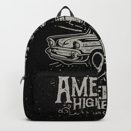 American Highway Star Backpack