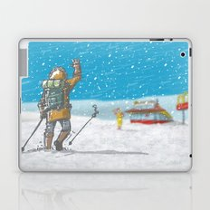 Freeze Laptop & iPad Skin