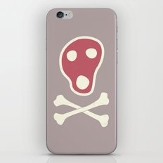Pirates of Steaks iPhone & iPod Skin