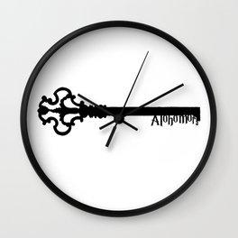 Alohomora! Wall Clock